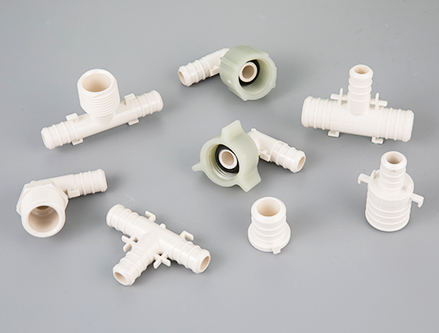 PP pipe processing and common defects