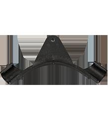 Plastic PEX Tubing Bend Support