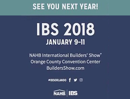 2018 ORLANDO IBS - BOOTH# S1827-4
