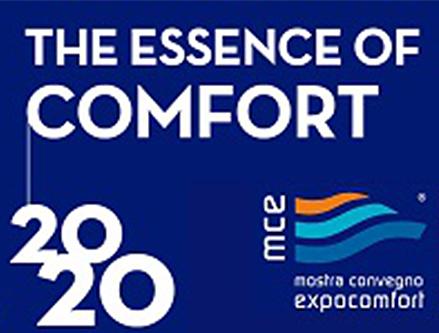 2020 MCE EXPO